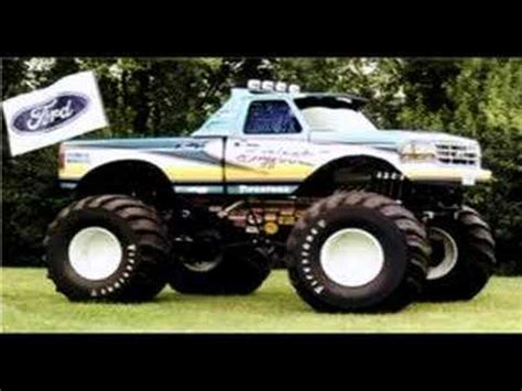 first bigfoot monster truck bigfoot the original monster truck youtube