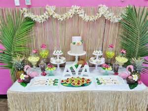 hawaiian theme decor best 20 luau table decorations ideas on