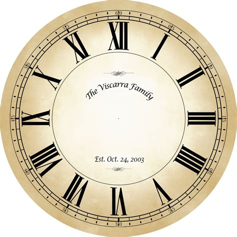 printable roman clock face roman number 30 new calendar template site