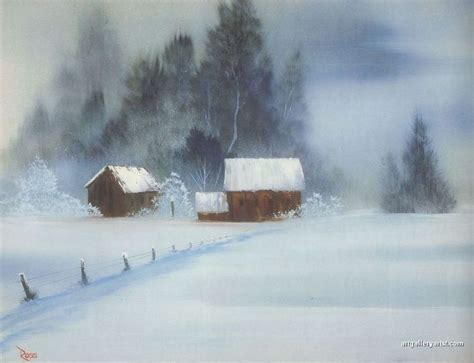 bob ross painting a barn 573 best bob ross cool images on bob ross