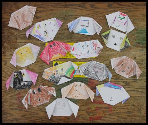 Science Of Origami - kearson s classroom the science of origami