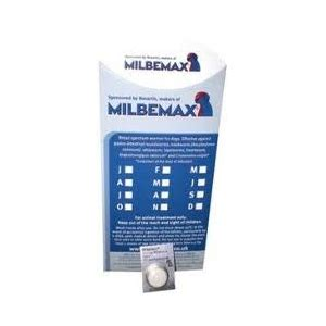 dewormer pills milbemax 174 from 5 to 25kg dewormer 1 pill tataluga