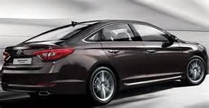 Hyundai Sonata Brasil Na Coreia Hyundai Sonata 2016 Ganha Novos Motores