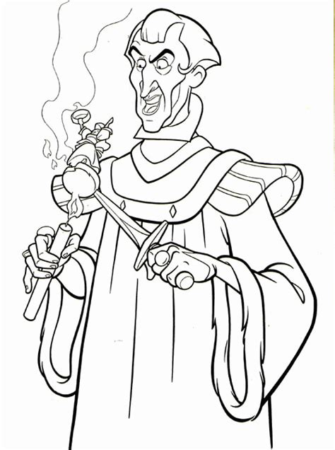 The Hunchback Of Notre Dame Coloring Pages hunchback of notredame coloring pages coloringpagesabc