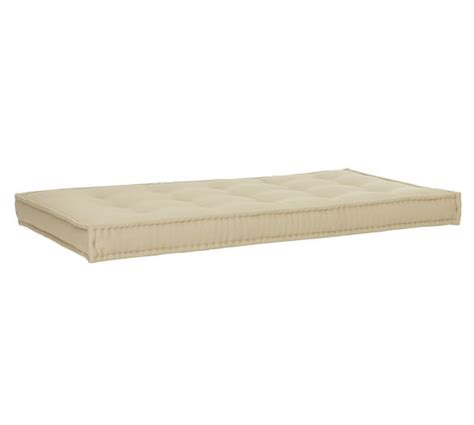 day bed mattress upholstered daybed mattress pottery barn