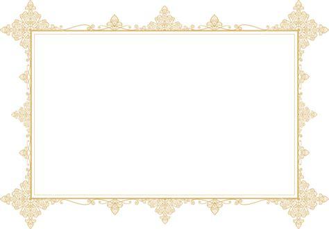 frame design bg elegant png vintage frame download high resolution png