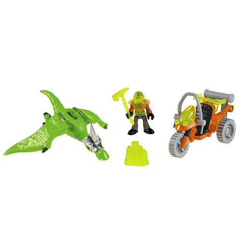 Fisher Price Imaginext Pterodactyl by Imaginext 174 Pterodactyl Atv Shop Imaginext Toys