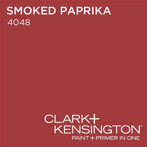 paprika color smoked paprika 4048 by clark kensington paint colors