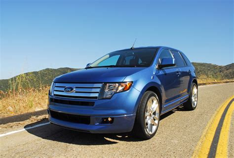 2009 ford edge sport 2009 ford edge sport review test drive