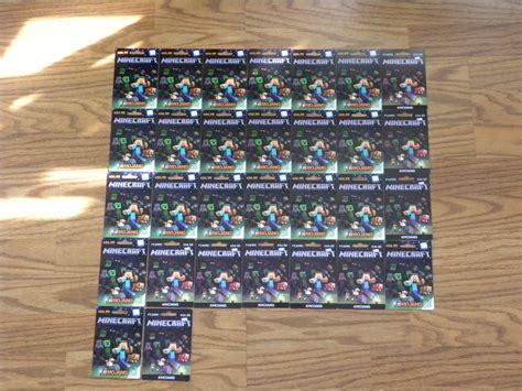 Mojang Minecraft Gift Card - mojang and i both have a problem minecraft