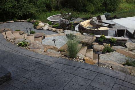 Klein's Lawn & Landscaping   Hardscapes   Concrete Concepts