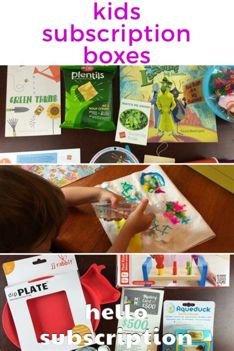 kid craft subscription box 1000 ideas about kiwi crate on kid crafts