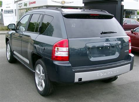 Jeep Compas 2008 2008 Jeep Compass Pictures Information And Specs Auto