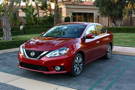 nissan sentra top speed 2016 nissan sentra driving impression and review review