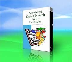 format buku administrasi bkb download lengkap administrasi kepala sekolah paud tk