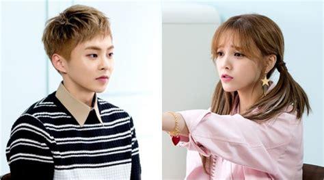 judul film xiumin exo duet bareng xiumin exo jimin aoa ungkap judul lagu lewat