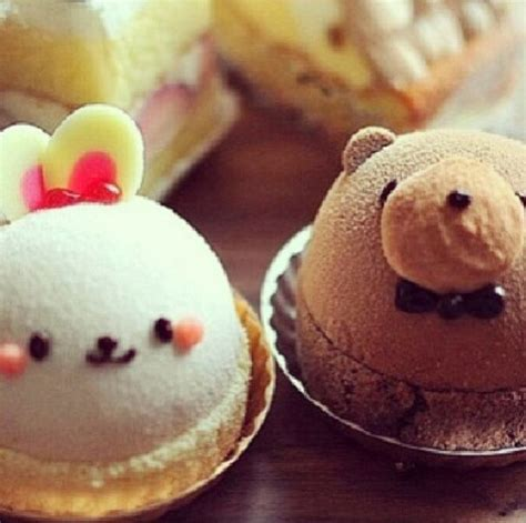 cute desserts cute animal desserts cute desserts pinterest animals