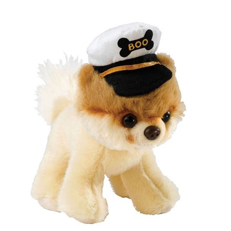 Gund Itty Bitty Boo Bee itty bitty boo with captain s hat the worlds cutest