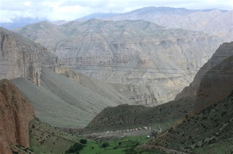 nepal new land trans himalayan land of upper mustang in nepal may face