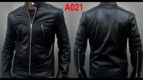 Jaket Kulit Pria Hongkong wa 0852 1145 2294 harga jaket kulit asli garut 2019