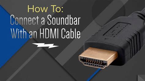 hook   soundbar   hdmi cable youtube