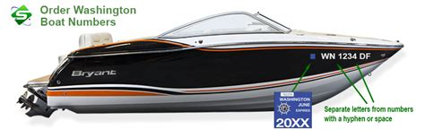 texas boat registration requirements information on custom boat registration numbers for washington