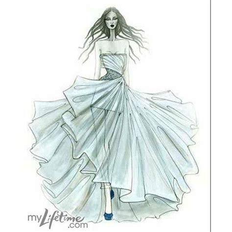 fashion illustration draping dress 17 best images about sketchs on fashion design