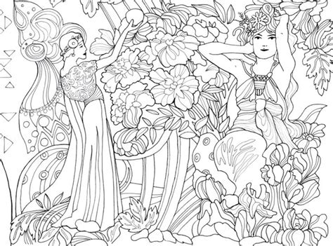 coloring book for adults publishers pocket posh panorama coloring book fashion unfurled
