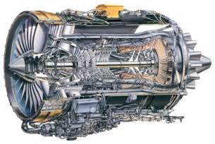 Rolls Royce Tay Turbofans
