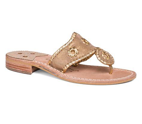 popular sandals rogers stardust sandal in metallic lyst
