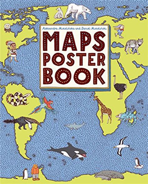 maps activity book maps activity book maps poster book educational childrens books small for big
