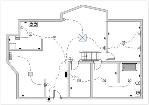 home wiring schematic simple house wiring diagram wiring