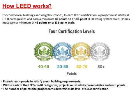 what is a leed certification leed
