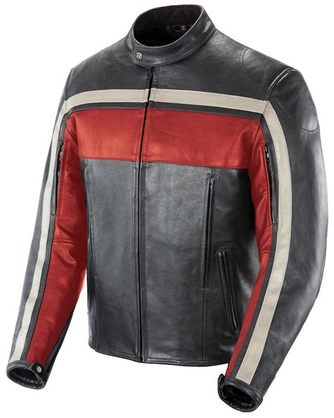 Jaket Joe To Outware 269 99 joe rocket mens school leather jacket 2014 122267
