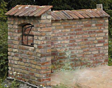 Ziegelsteinmauer Im Garten by Gartengestaltung Historische Baustoffe Resandes