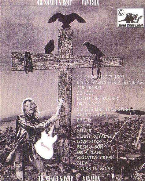 Nirvana 1cd 1989 nirvana jesus me 1cd giginjapan