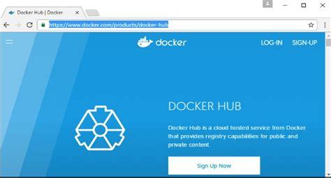 docker hub tutorial docker managing ports