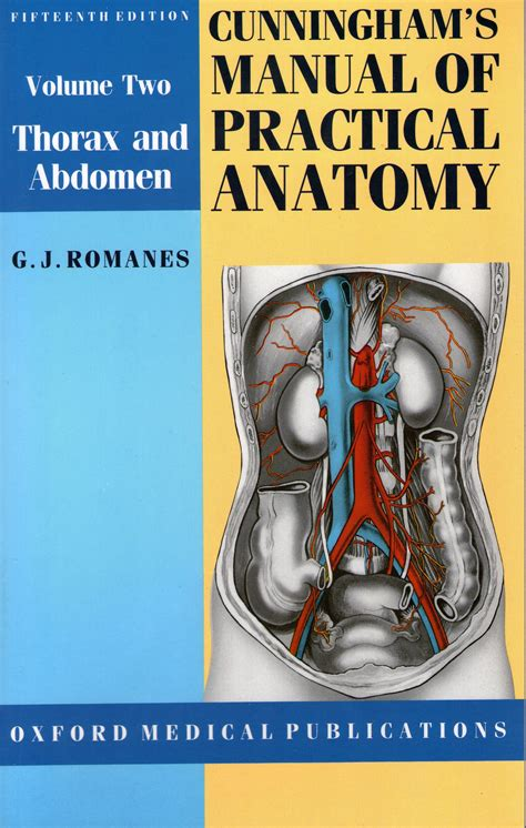 volume 2 books ebook cunningham s manual of practical anatomy volume 2