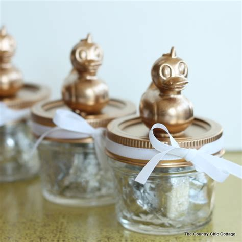 Baby Shower Favors Jars by Baby Shower Jar Favors The Country Chic Cottage