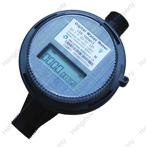 best remote reading water meter for sales