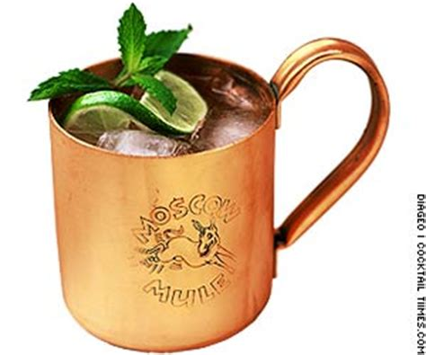 CocktailTimes.com > Moscow Mule Recipe & History