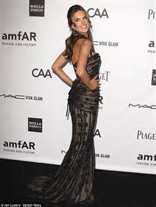 Even Jlos Hospital Gowns To Be Couture 2 by Alessandra Ambrosio Rocks Same Dress Padma Lakshmi Wore