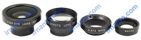 Jual Lensa Hp Universal jual lensa hp portabel universal 4 fungsi 1 paket murah irnanto