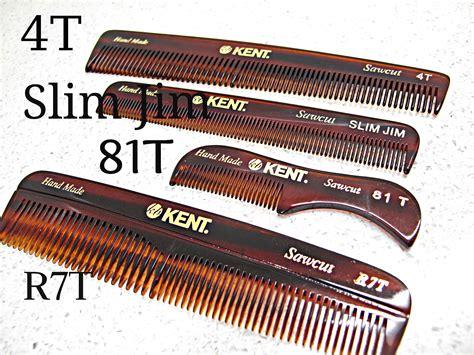 Kent Handmade Combs - 4 pack kent handmade beard mustache combs