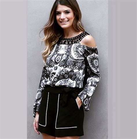 Blouse Vintage Printing aliexpress buy new brand casual sleeve