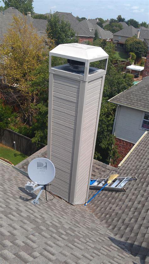 exterior wood trim repair flower mound chimney repair