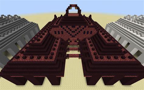 sea temple vanilla  creation