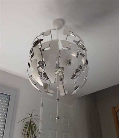 lustre ikea blanc ikea lustre luminaire verre suspension marchesurmesyeux