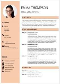 Moderner Vorlage ᐅ Lebenslauf Muster Und Vorlagen In Word Kostenlose Vorlagen