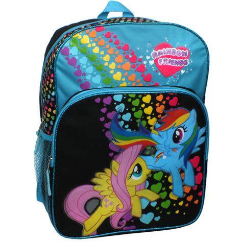 Sale 50 Okiedog Pony Pouch my pony rainbow friends 16 quot backpack